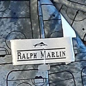 Ralph Marlin Accessories - Ralph Marlin Men's Hockey Necktie